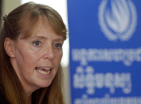 ONU : Rhona Smith ne rencontrera pas Kem Sokha