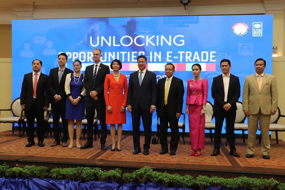 PNUD : Un forum très connecté sur le e-commerce