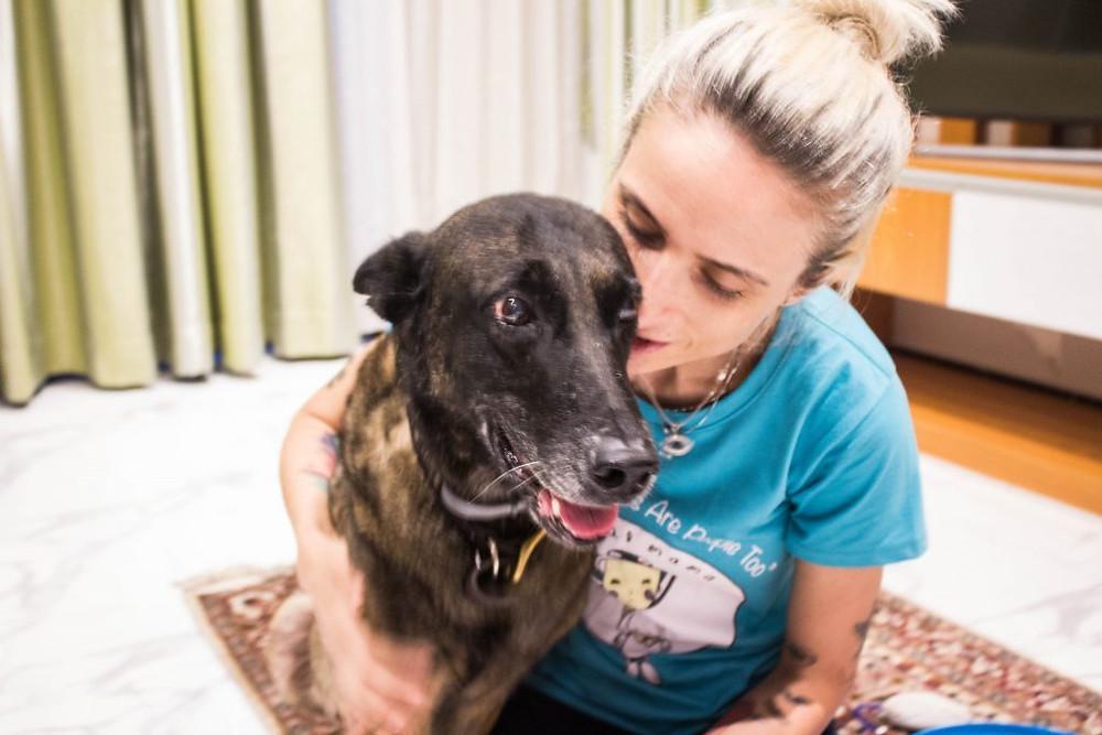 Yulia Khouri, fondatrice de l'entreprise sociale et de la clinique vétérinaire Animal Mama