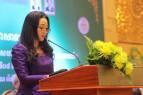Mme Chhay Sivlin, Présidente de l'association des agences de voyages du Cambodge