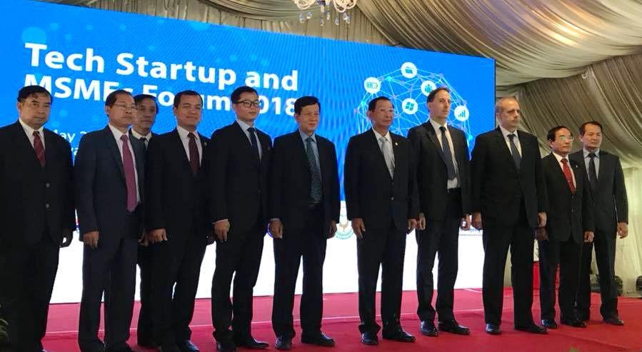 Forum Eurocham sur les start-ups spécialisées dans la technologie et les micro, petites et moyennes entreprises