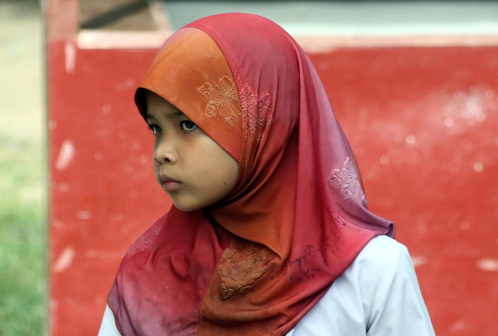 Enfant cham de Phnom Penh