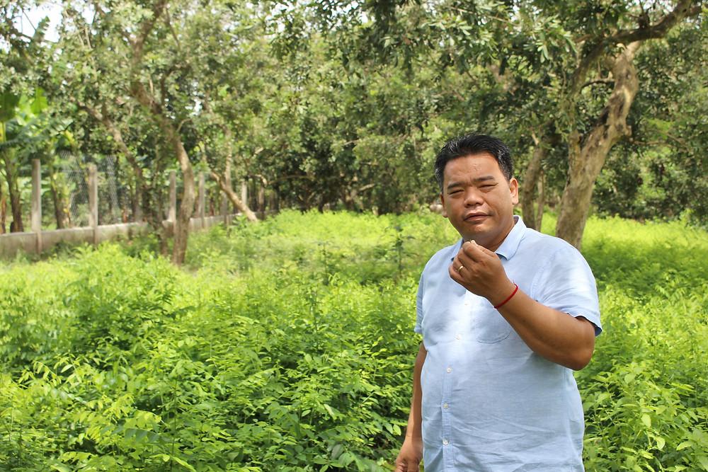 Chef Luu Meng : seuls les ingrédients les plus frais sont utilisés chez Malis