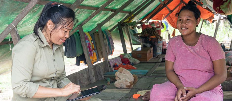 Cambodge : L'ONU appuie un programme de protection sociale vers ceux touchés par la pauvreté