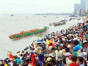 Phnom Penh & Fête des Eaux : Annulation des festivités en raison de la situation sanitaire
