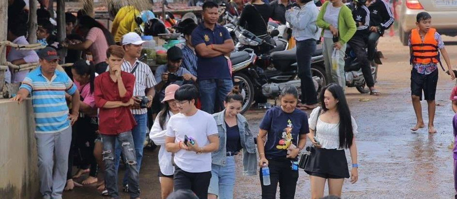 Nouvel An Khmer : 1,16 million de vacanciers à travers le royaume