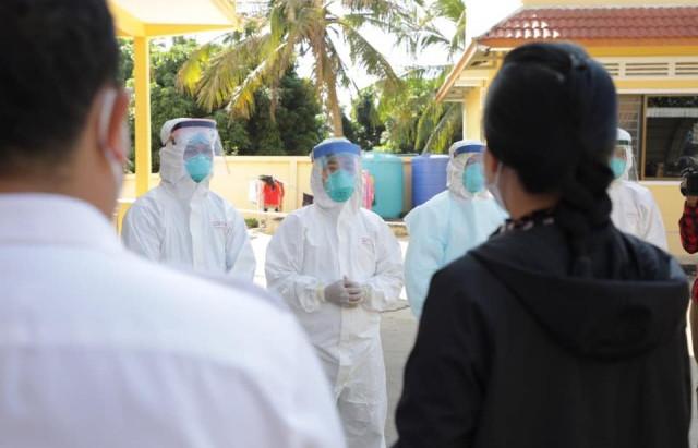Cambodge & Actualité Covid : 4 travailleurs migrants testés positifs, 6 nouvelles guérisons