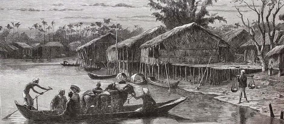 Histoire : Le Cambodge vu par le Docteur Harmand en 1876