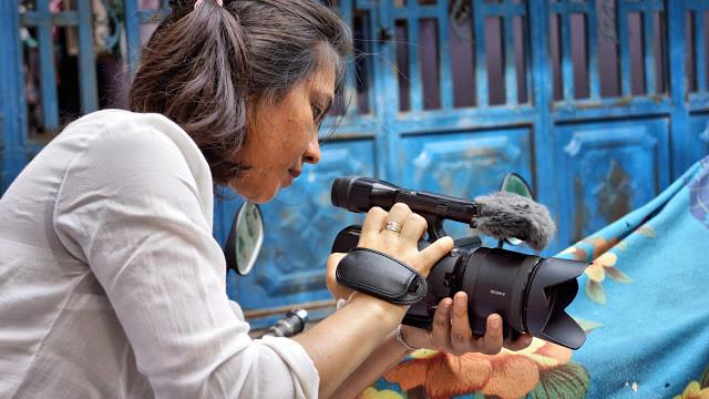 Adana en tournage à Phnom Penh