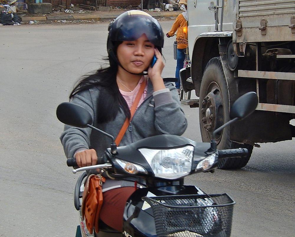 Le Cambodge compte 19,4 millions d'utilisateurs de cartes SIM mobiles