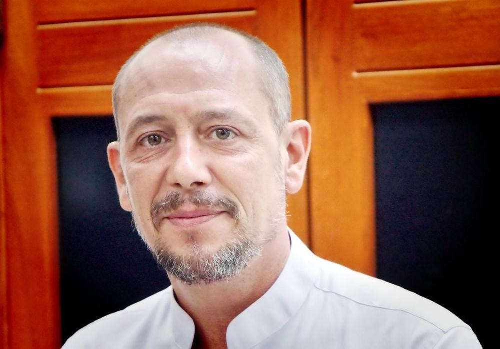Stéphane Poulet, le chef discret du Bistrot de l'Institut Français