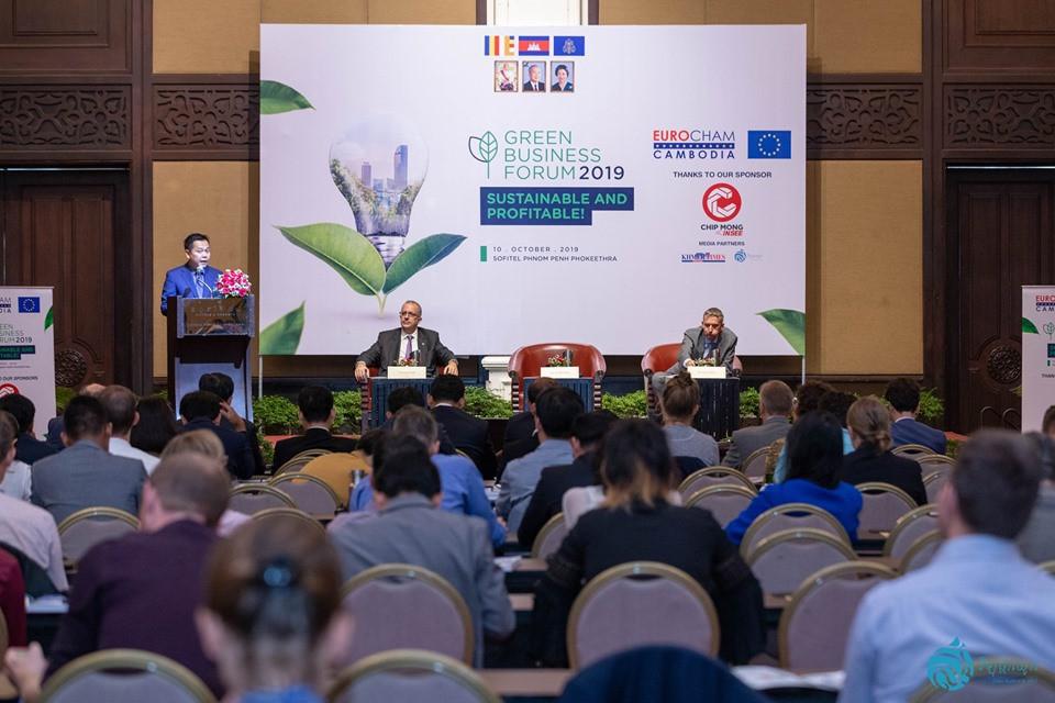 cinquième édition pour le Green Biz Forum d'EuroCham