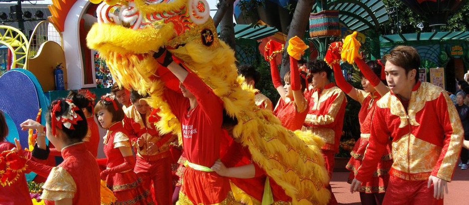 Cambodge & Tradition :  Nouvel An Chinois, saviez-vous que…