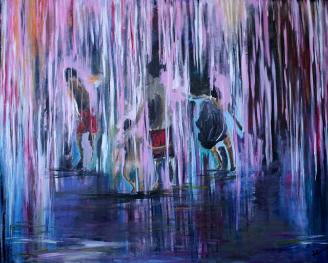 Exposition ''My City'' par Chheang Rena