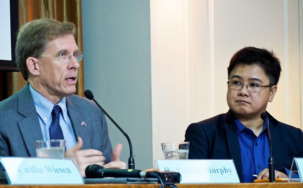 Patrick Murphy, probablement le prochain ambassadeur américain au Cambodge