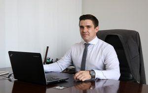 Ross Wheble, directeur pays pour la société Knight Frank Cambodia