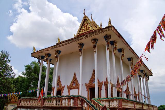 La pagode de Wat Kraya. Photo Christophe Gargiulo - CGF Foundation