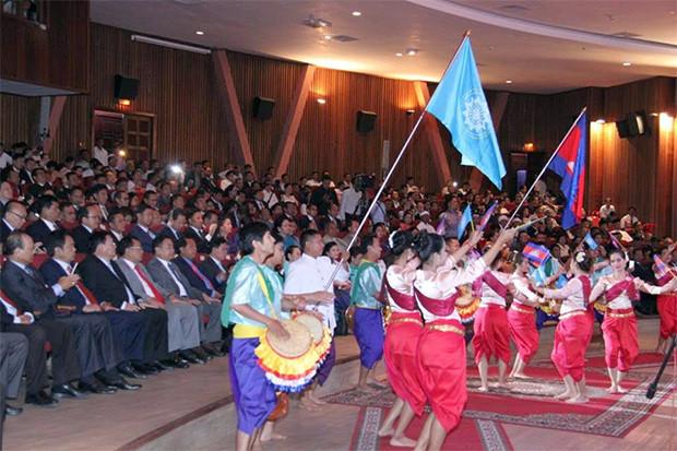 Célébration du 38e anniversaire de la fondation du FSDPC