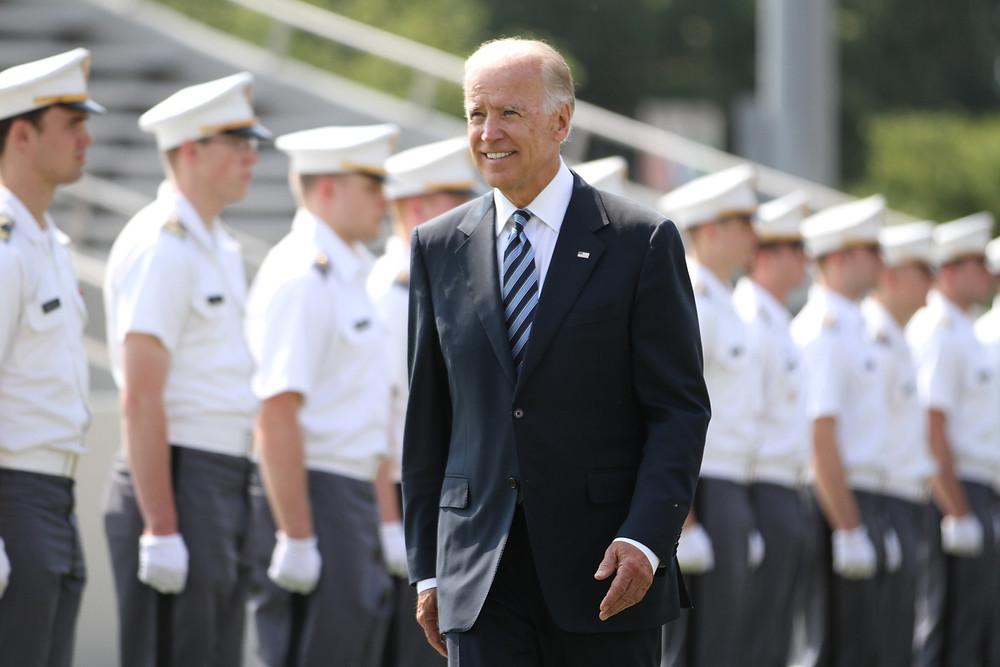 Joe Biden alors Vice-président sous Obama