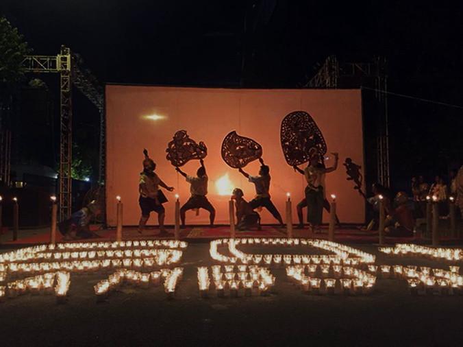 Célébration d'« Une heure pour la Terre 2018 »