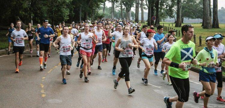 Plus de 2.000 coureurs inscrits au Marathon de l'Empire khmer