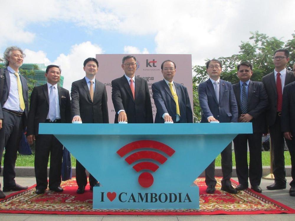 Encore plus de Wi-Fi gratuite publique dans la capitale