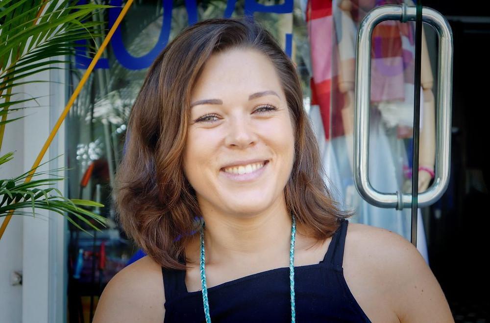 Anne-Laure Bartenay, le Cambodge m'a donné une leçon de vie