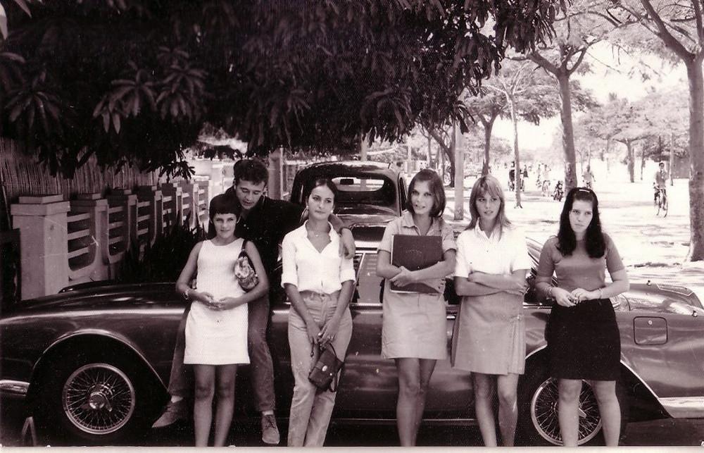 Le lycée Descartes dans les années 60