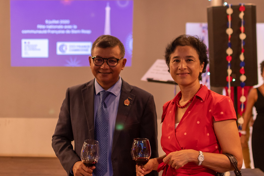madame Nguyen Binh