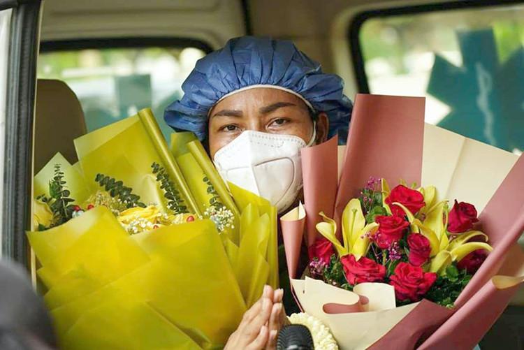 le Cambodge libère sa dernière patiente