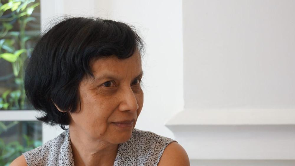 SAR Princesse Sylvia Sisowath, toute nouvelle responsable Cambodge pour l'Association Générale des Intervenants Retraités