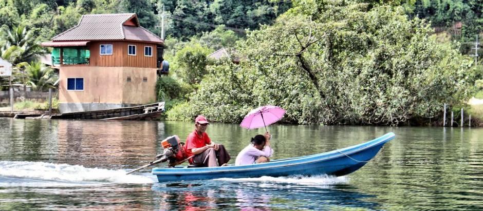 Tourisme & Balade : Vers la cascade de Tatai à Koh Kong