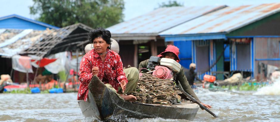 Cambodge & Tourisme : 50 000 emplois perdus mais quelque espoir dans l'écotourisme