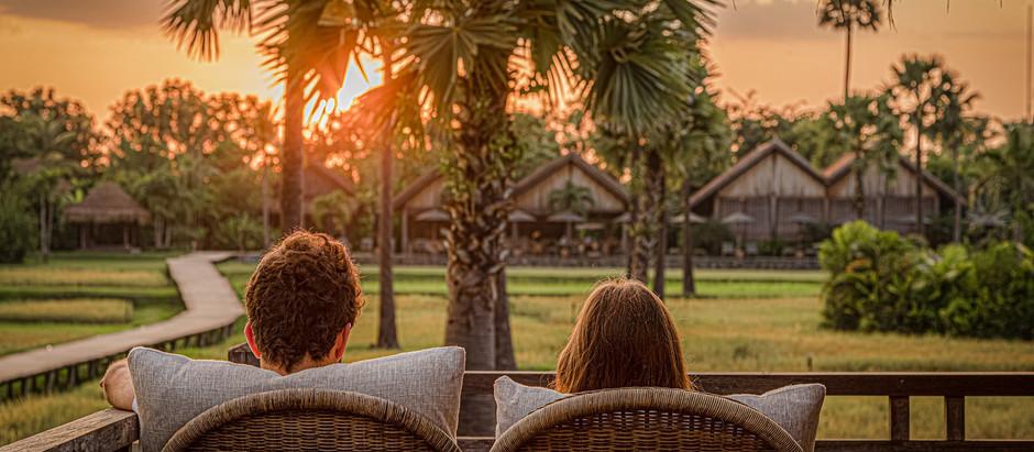 Tourisme & Destination : Découvrir le Phum Baitang Resort à Siem Reap