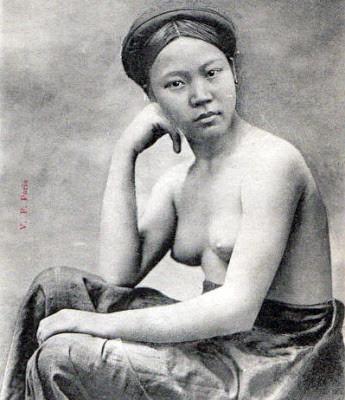 Belles d'Indochine..