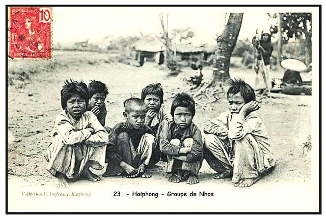Archives du jour : Cartes postales d'Indochine