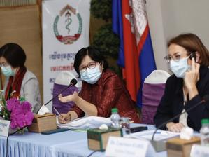 Cambodge & Santé : Le ministère autorise le traitement à domicile des cas légers dans 23 provinces