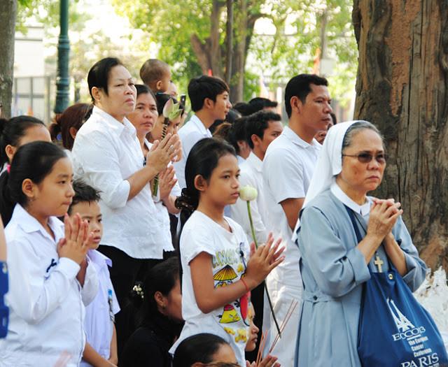 Les obsèques de Samdech Preah Norodom Sihanouk
