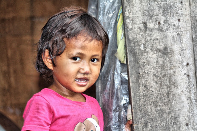 Sourire Khmer