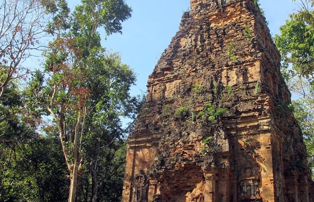 Histoire & Cambodge : Sambor Prey Kuk, une belle cité sortie de l'oubli
