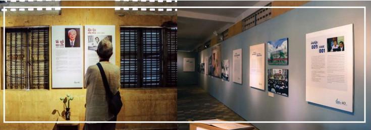 Exposition - Tuol Sleng : 40 ans après, se souvenir des victimes de S-21
