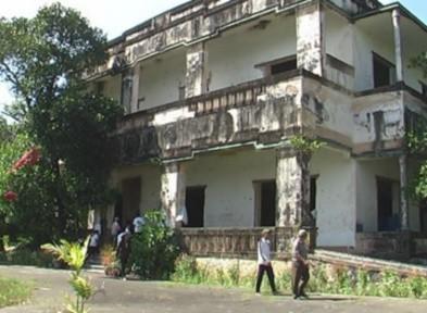 Résidence du grand-père de Sihanouk