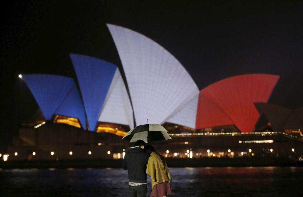 L'opéra de Sydney, Australie.