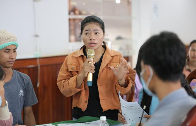 Société : Yern Naroth et son combat pour mettre fin aux mariages d'enfants dans le Ratanakiri