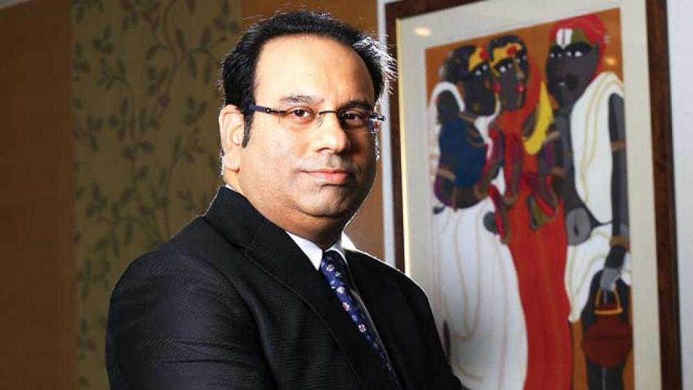 Sandip Somany, président de la Fédération indiennes des chambres de commerce et d'industrie