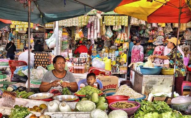 Phnom Penh : Les marchés publics peuvent reprendre toutes leurs activités