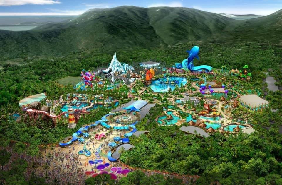 Kampong Speu : Projet de parc de loisirs de 500 millions $