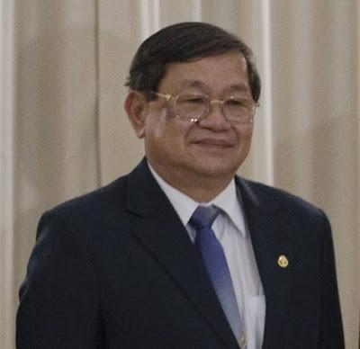 Khieu Kanharith
