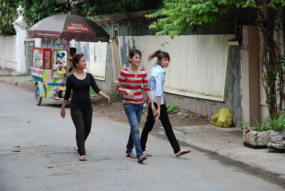 Les Filles de Phnom Penh