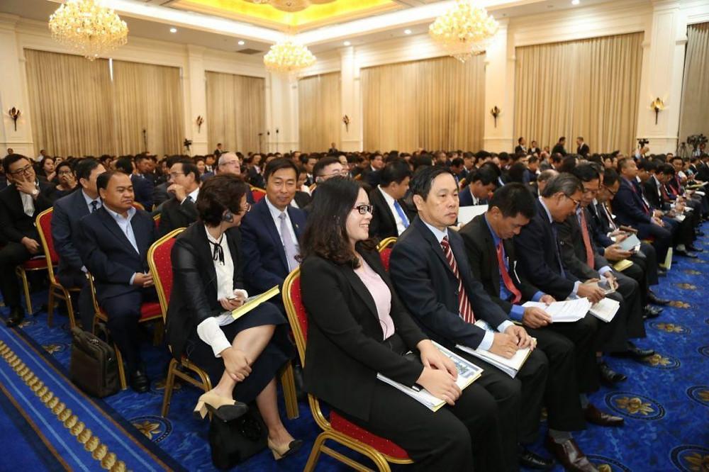 18e Forum gouvernement-secteur privé au Palais de la Paix
